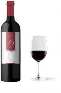 vin B... de Branne
